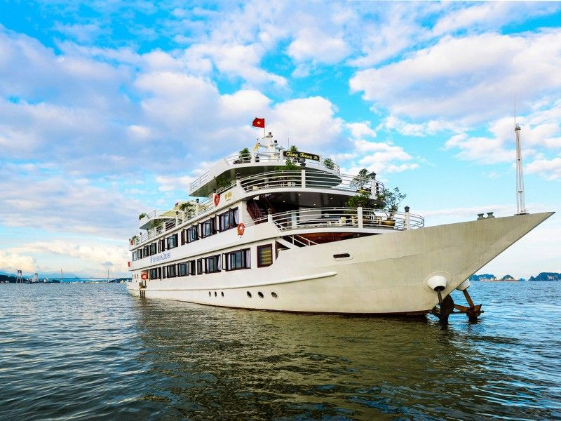 Ha Long Silversea Cruise 2 days 1 night