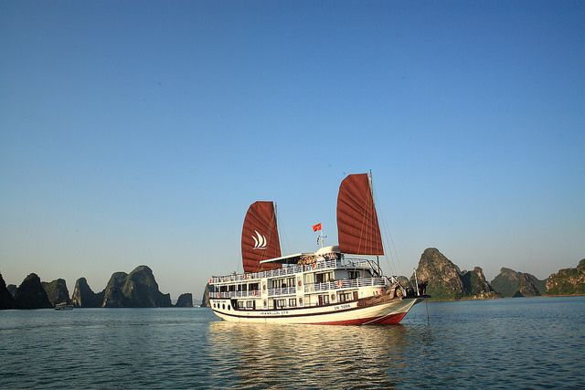 Ha Long Glory Legend cruise 3 days 2 nights