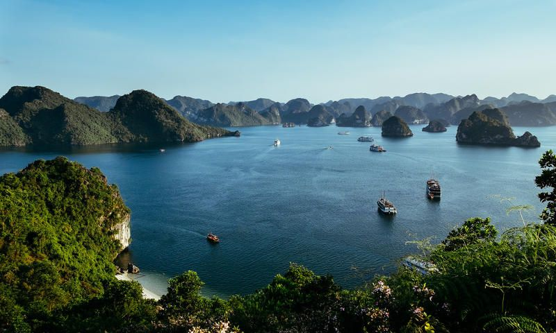 Vietnam package tour 15 days of exploring and relaxing