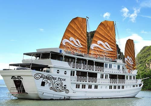 Ha Long Paradise cruises 2 days 1night