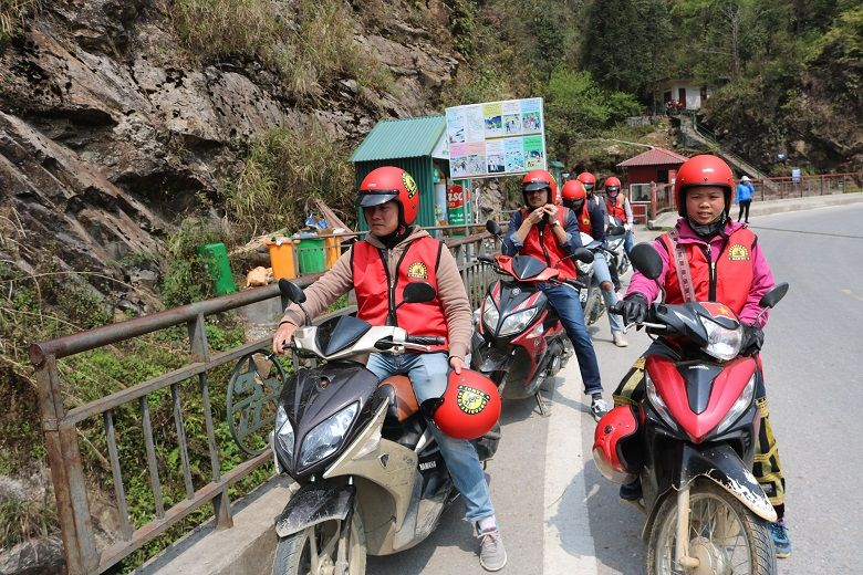 SAPA MOTORBIKE TOUR 1 DAY