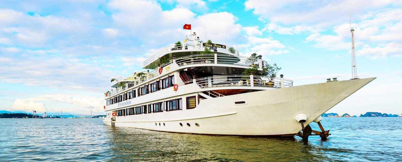 Halong Silversea Cruise 3days 2 nights