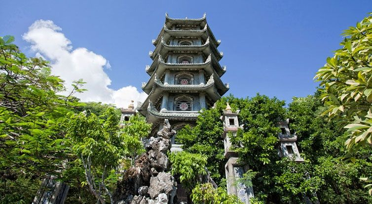 Da Nang, Son Tra, Hoi An, Hue - 4 days